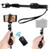 Selfie avec Télécommande Bluetooth