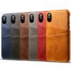 Étui en cuir de luxe Pour iphone